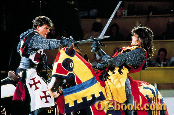 Medieval Times Coming To The Big Screen