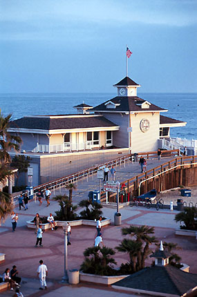 Liuard Headquarters Newport Beach Pier