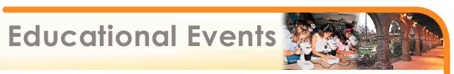 Orange County  Educational Events