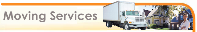 Orange County moving services